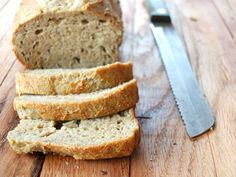 Yeast-Free Paleo Sandwich Bread made with @ottosnaturals Cassava Flour (nut-free, coconut-free) | Cook It Up Paleo