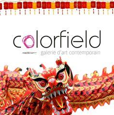 La Colorfield Gallery fête le nouvel an chinois !