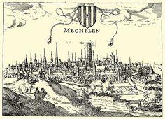 Mechelen (Now Belgium) - Mechelen (Nu België)