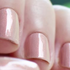 """Constantly Redone : RBL """"Plie"""" and Essie """"Kisses and Bises"""""""
