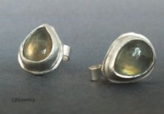 Silver Earrings Sterling Silver Earrings Stud by LjBjewelry, $62.00