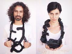 Colección esculturas portables unisex - Libertad, distinguida con el Sello de Buen Diseño 2012.