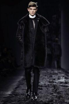 Fendi Menswear Fall Winter 2014 Milan - NOWFASHION