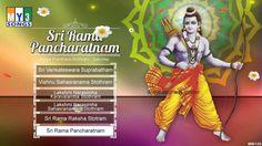 Sri Rama Pancharatnam - Sri Rama Bhakthi Geethalu - Lord Rama Songs