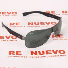 #Gafas #RAYBAN #3471 E269793 de segunda mano | Tienda de Segunda Mano en Barcelona Re-Nuevo #segundamano