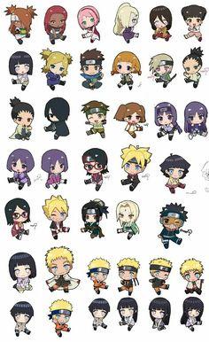 Naruto Uzumaki Shippuden, Naruto Shippuden Sasuke, Naruto Kakashi, Anime Naruto, Naruto Chibi, Fan Art Naruto, Wallpaper Naruto Shippuden, Naruto Cute, Anime Chibi