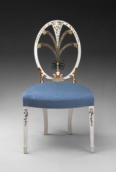 Side chair, Boston or Salem, Mass., 1790–1800 - Art & Antiques
