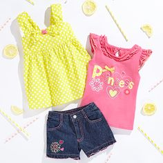 Take a look at the Nannette: Kids' Apparel event on zulily today!