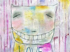 Love you - Print