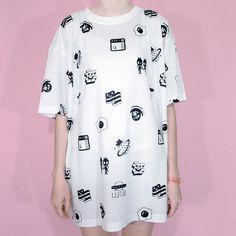 """""""B ALL OVER"""" T-SHIRT"""