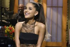 Ariana Grande channels pop stars to save Tidal on SNL...: Ariana Grande channels pop stars to save Tidal on SNL… #ArianaGrande