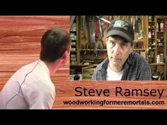 Shop Talk with Steve Ramsey