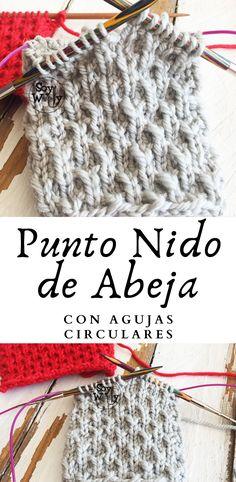 Crochet Snail, Form Crochet, Crochet Poncho, Crochet Baby, Circular Knitting Needles, Knitting Stitches, Knitting Patterns, Crochet Patterns, Easy Knitting Projects