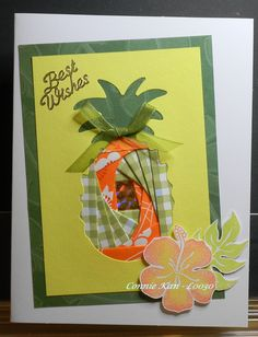 Pineapple Iris 1