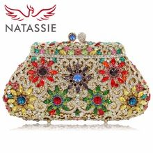NATASSIE Women Crystal Clutch Wedding Bag Ladies Evening Bags Female Party Clutches Purses     Tag a friend who would love this!     FREE Shipping Worldwide     Get it here ---> http://fatekey.com/natassie-women-crystal-clutch-wedding-bag-ladies-evening-bags-female-party-clutches-purses/    #handbags #bags #wallet #designerbag #clutches #tote #bag