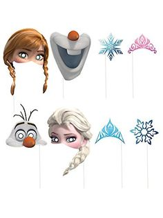 Frozen Photo Booth Props Unique Industries http://www.amazon.com/dp/B014AP0XHA/ref=cm_sw_r_pi_dp_2v6bwb1BV1P0D