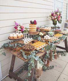 Eucalipto para decorar tu boda