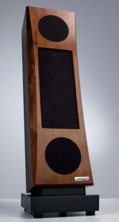 "JansZen - zA2.1 Electrostatic High End Speakers"" !... http://about.me/Samissomar"