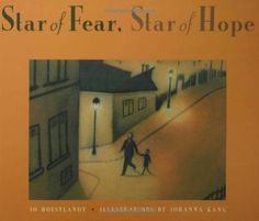 A wonderful story about the beginning of the Holocaust.  A great opener for children.
