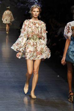 Dolce & Gabbana summer 2014