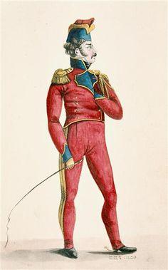 Lancier du 2e régiment de lanciers de la Garde impériale
