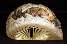 Amazing Sculptural Book Art