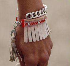 BRACELET INDIAN SILVER