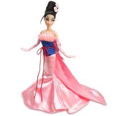 Disney Princess Designer Collection Mulan