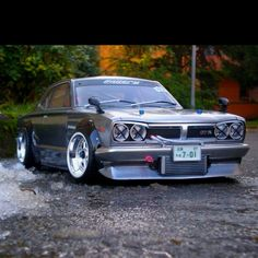 Skyline classic JDM http://extreme-modified.com/
