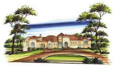 Blog, Mansions, House Styles, Home Decor, Decoration Home, Manor Houses, Room Decor, Villas, Blogging
