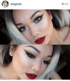 Fav makeup look