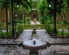 Spanish Garden, Mediterranean Garden, Lanscape Design, Teheran, Persian Garden, Paradise Garden, Natural Swimming Pools, Classic Garden, Garden Architecture