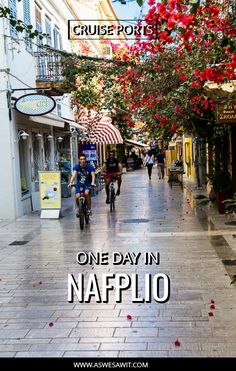Things to do in Nafplio, Greece, first capital of Greece. What to see in the old town and around - perfect for a cruise stop itinerary. Athens City, Athens Greece, Santorini, Mykonos, Malta Beaches, Greece Travel, Greece Trip, Greece Pictures, Greece Honeymoon