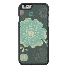 Shop now for the perfect Case-Mate iPhone Cases from Zazzle - Choose from huge selection of pre-existing designs or customize your own! Iphone 6, Iphone Cases, New Paris, Slim, Retro, Floral, Black, Products, Black People