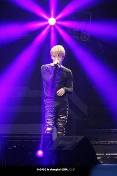 Kim Jaejoong - JYJ Concert in Shanghai 140920