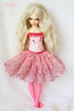 Outfit for MSD  1/4 Minifee
