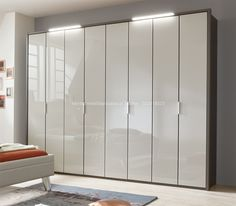 specialises in contemporary beds, designer beds, modern oak beds, wardrobes and contemporary bedroom furniture throughout the UK. Steel Wardrobe, Wooden Wardrobe, Wardrobe Doors, Built In Wardrobe, Three Door Wardrobe, Wardrobe Storage, Contemporary Bedroom Furniture, Bedroom Furniture Design, Modular Furniture