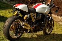 Cafe Racer Seat XJR 1300 2