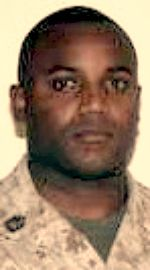 Marine GySgt Edwin W. Johnson Jr., 31, of Columbus, Georgia. Died September 8, 2009, serving during Operation Enduring Freedom. Assigned to 3rd Combat Assault Battalion, 3rd Marine Division, III Marine Expeditionary Force, Okinawa, Japan. Died of wounds sustained when hit by enemy small-arms fire at the Battle of Ganjgal in Kunar Province, Afghanistan.