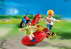 Enfants avec jouets - PM France PLAYMOBIL® France