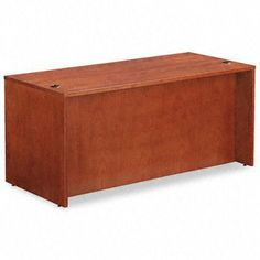 ALERN216630CM - Alera Verona Veneer Series Straight Front Desk Shell by Alera. $382.65. Frame Material - Veneer. Corner/Edge Style - Reeded Solid Wood Edge. For Use With - Alera Verona Series Return Shell, Bridge Shell, Credenza Shell, File Pedestals and Center Drawer. Compliance, Standards - Meets or exceeds ANSI/BIFMA Standards. Frame Color/Finish - Cherry. Alera Verona Veneer Series Straight Front Desk Shell