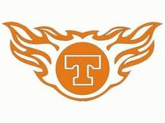 Tennessee Vols! Would make a great tattoo! Tn Football, Tennessee Volunteers Football, Football Crafts, Football Stuff, Tennessee Vols Shirts, Tn Vols, Tennessee Titans, Collage Football, Pat Summitt