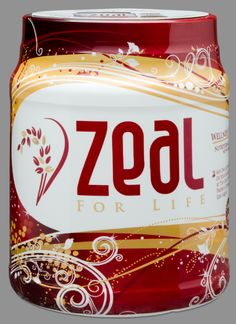 Zeal for Life Wellness Canister! $69.95 one time purchase. Become a preferred customer and pay $59.95