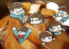 おそ松さん  Osomatsu-san  おでん「おそ松さんいろいろまとめ」/「とらこ」の漫画 [pixiv]