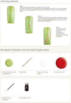 LCN Easy Nail Art