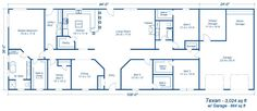 50x60 metal home plans! Retreat > craft room! Needs better ...