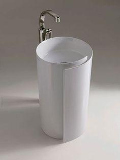 Flaminia, the new domestic bathroom.