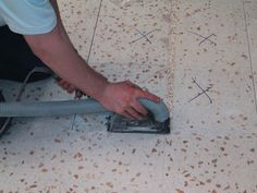 Terrazzo Flooring As An Eco Friendly Materials Tile Tiles Restoration Services