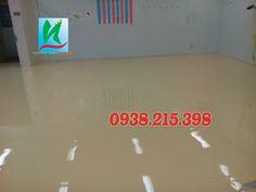 Epoxy floor Chokwang (epideck)