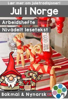 Formlet med Jul og hytid ulike land  lre om likheter og ulikheter mellom den kjente julefeiringen i Norge, og ulike varianter rundt omkring i verden. I serien finnes ogs feiringene av kinesisk nyttr og indisk lysfest. Det gr ogs an  reflektere rundt ulike praksiser knyttet til julefeiringen i Norge. $4.00